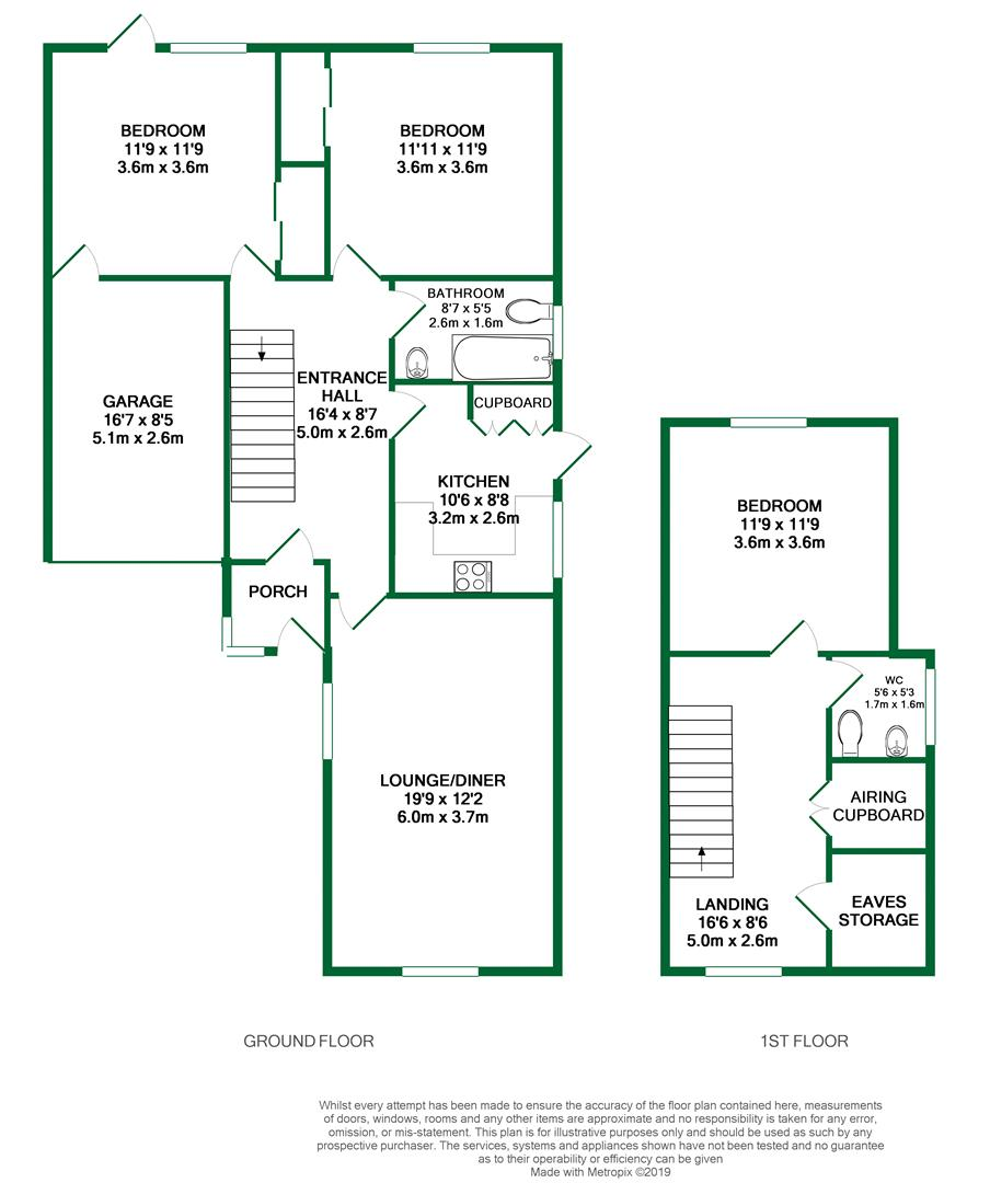 Floorplans For Garde Road, Sonning, Reading