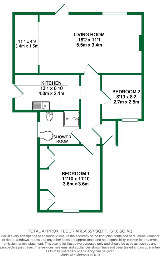 Floorplans For Ravensbourne Drive, Woodley, Reading