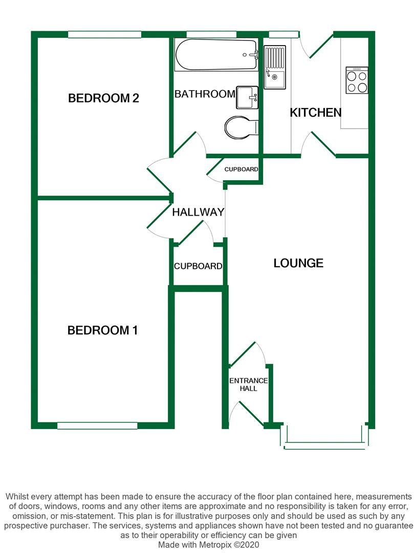 Floorplans For Meteor Close, Woodley, Reading